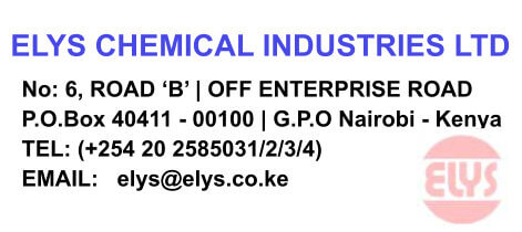 Elys Chemical Industries Ltd
